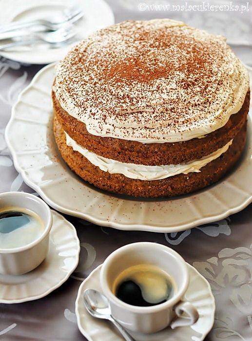 Ciasto cappuccino  cake recipe