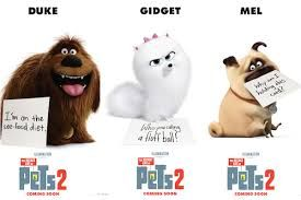 Secret Life Of Pets 2 Characters Google Search Secret Life Of Pets Secret Life Pets