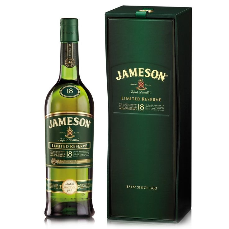 Jameson 18 ans Limited Reserve