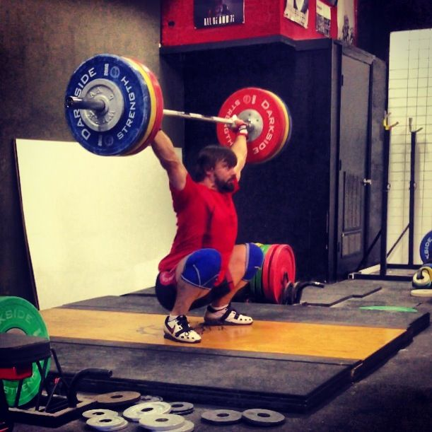The Inside Track On Powerlifting Tactics: 2871 Best WOD Images On Pinterest