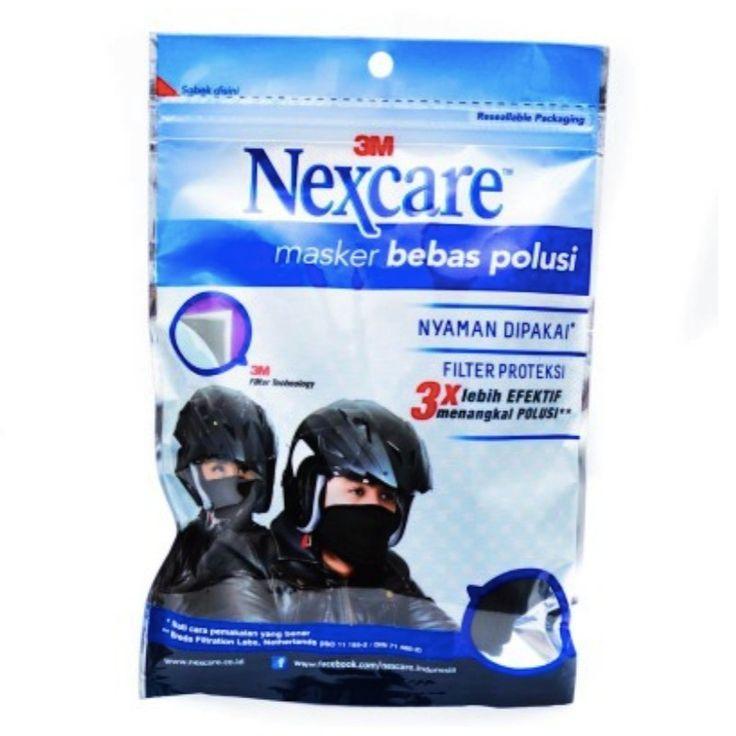 3M Masker Sepeda Motor - Masker penutup Hidung dan Mulut Berkualitas dengan Harga Murah.  Satu-satunya Masker Bebas Polusi yang telah mendapatkan izin Kemenkes RI.  3X lebih baik dalam memfilter polusi dibandingkan dengan produk lain di pasaran.  Sangat cocok digunakan oleh pengendara Sepeda Motor.     - Harga per Each.  http://tigaem.com/respirator-masker/1469-3m-masker-sepeda-motor-masker-penutup-hidung-dan-mulut-berkualitas-dengan-harga-murah.html  #nexcare #mask #masker #3M