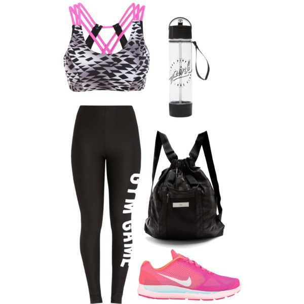 What to Wear to a Gym? N.4