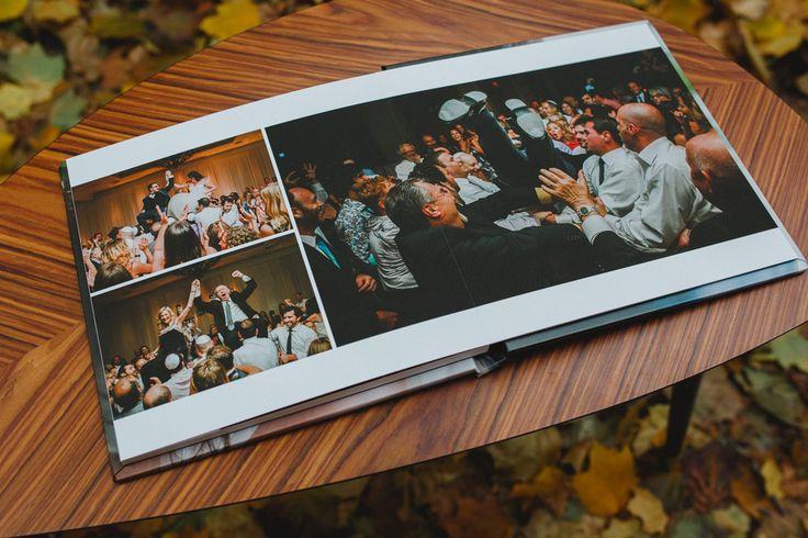 Vision Art wedding album, wedding photography by Niv Shimshon Photography