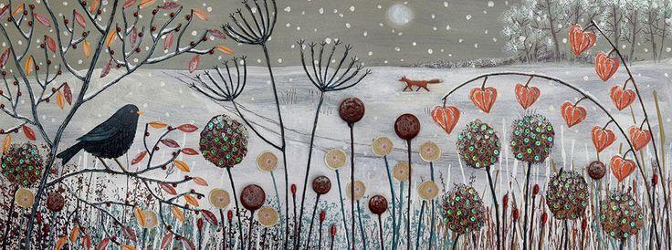 Jo Grundy Art   Winter