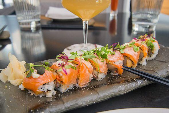 Kasa Moto - Sushi - 115 Yorkville Ave