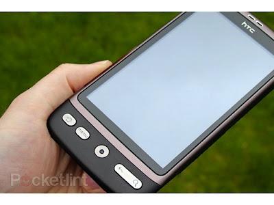 HTC Desire HD looking good :)