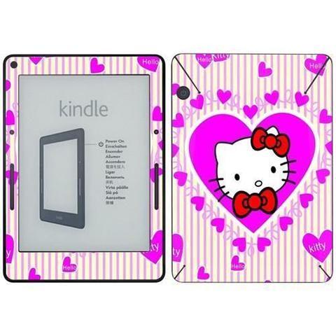 Hello Kitty Amazon Kindle Voyage skin decal | console skins