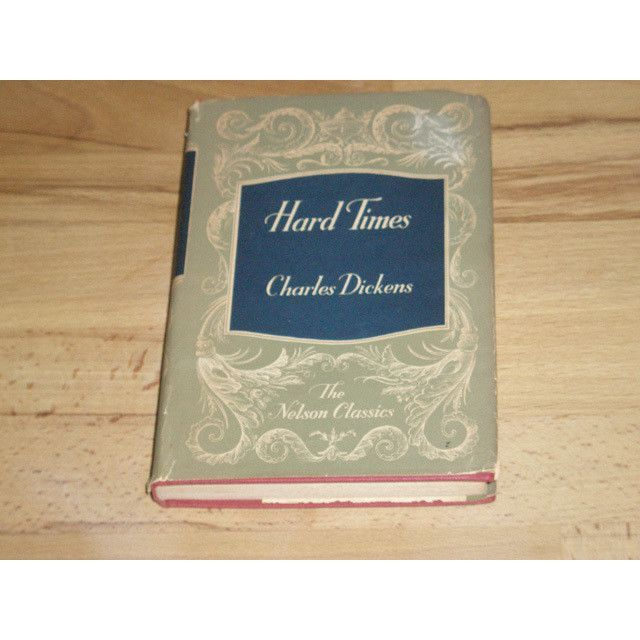 Hard Times - Charles Dickens Vintage Hardback Book Listing in the Classics,Fiction,Books,Books, Comics & Magazines Category on eBid United Kingdom | 152262295