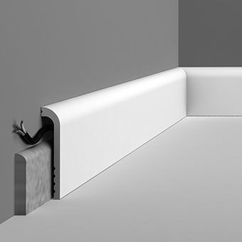Skirting Board Covers - Wm. Boyle Interiors