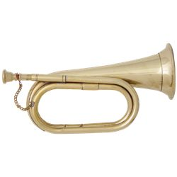Medieval Hunting Horns, Fanfare Trumpets and Civil War Bugles by Medieval Collectibles