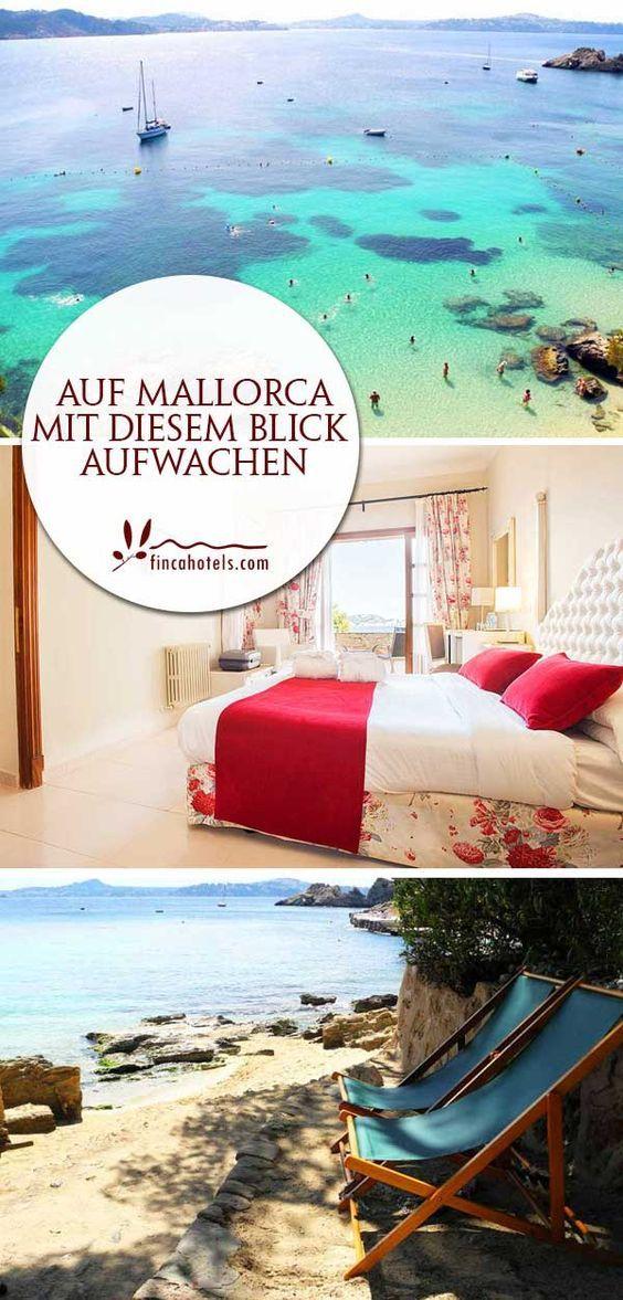 Ein Hotel direkt am Strand auf Mallorca - aber bitte keine Bettenburg? Diesen Traum vom Urlaub erfüllt das kleine Hotel Cala Fornells im Südwesten von Mallorca.