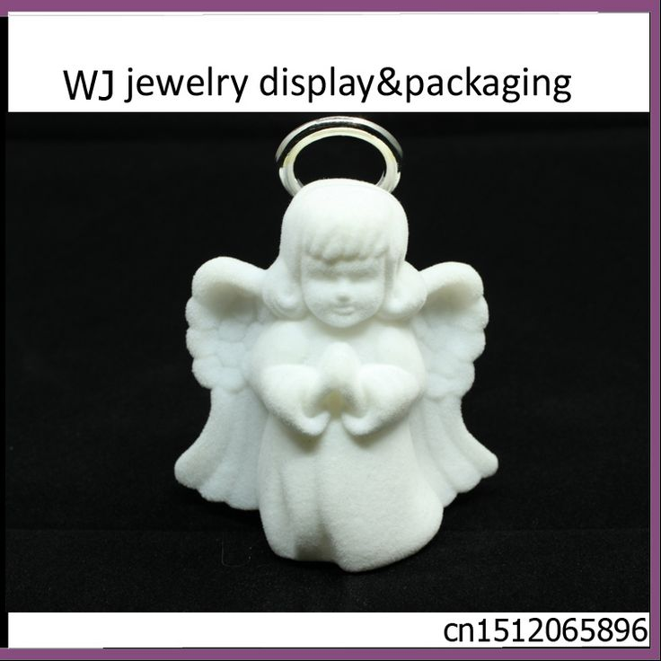 Cheap box fridge, Buy Quality box office boxes directly from China box clip Suppliers: Multi-functional Elegant Party Jewelry Boxes Ring Necklace Christmas Gift Box Luxury Angel White Velvet Jewellery Packaging Box