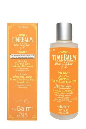 Carrot Oil-Free Eye Makeup Remover by theBalm on @HauteLook  $9.00