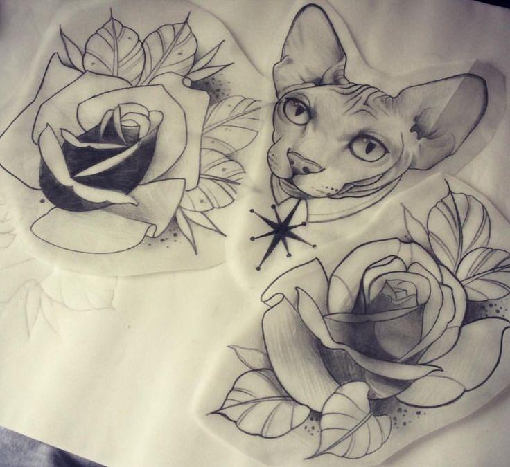 old school rose tattoos inked pinterest old school