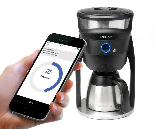 #bestoftheday #FF Let's start the Behmore Brewer coffee maker review. Many coffee makers give you the option of programming, claiming to provide the benefit of fresh brewed coffee right as you wake up. As enticing as that sounds, this requires you to remember to fill it with water and grinds the night...