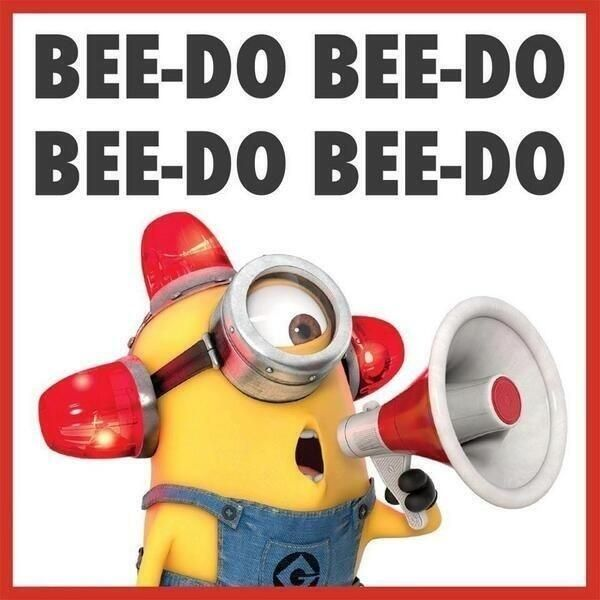 ... BEE-DO BEE-DO BEE-DO BEE-DO tone alert fire dispatch Lol