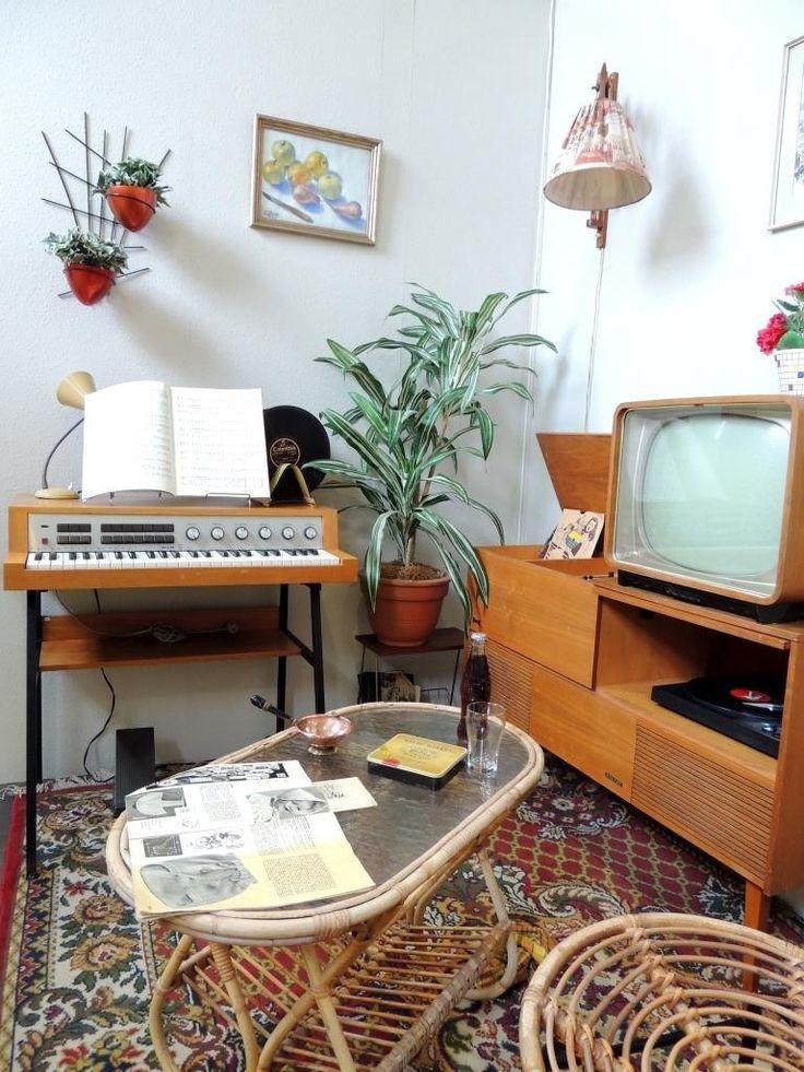 Jaren 60 interieur (Museum vd 20e Eeuw)