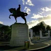 Get Inspired and Learn More about This Statue in Bree Street,Cape Town