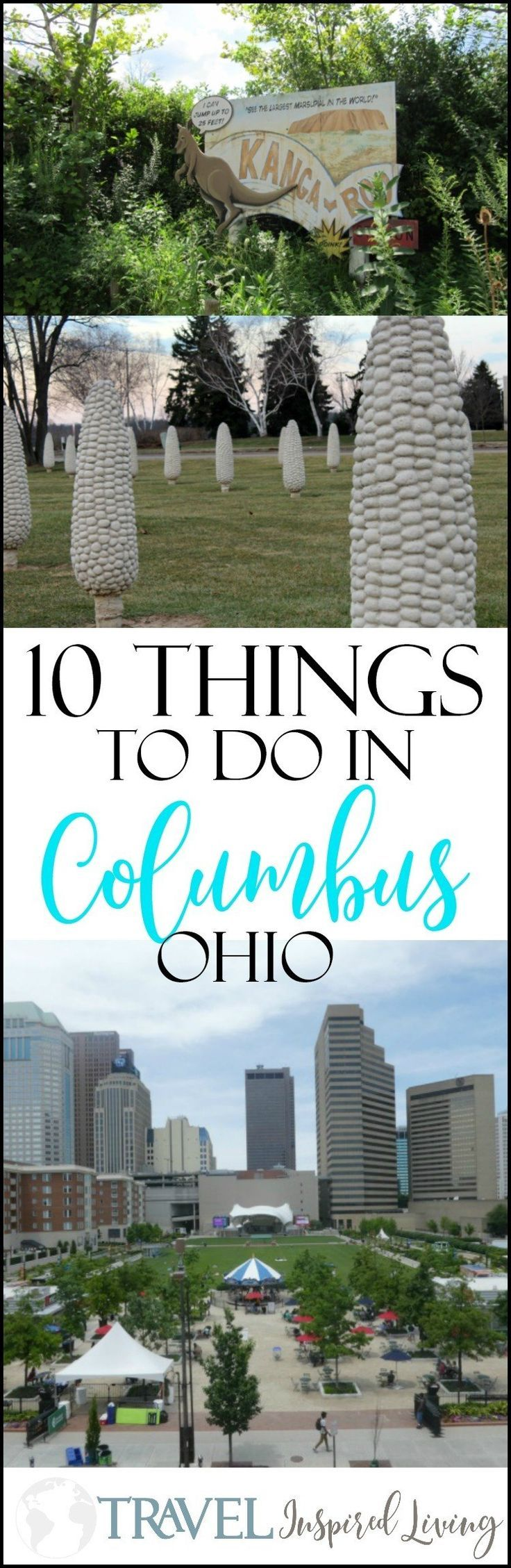 10 Things to do in Columbus Ohio with the family from the #zoo, to new dinosaur exhibit at #COSI to #free days at the art museum. Spending time in #Columbus #Ohio? We have the insider info on #attractions #activities and #fun.  #thingstodo #travel #withkids #family #adventure
