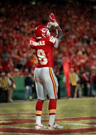 The great Derrick Thomas | Kansas