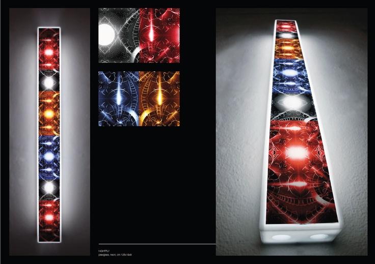NightFly LightBox cm13x13x130