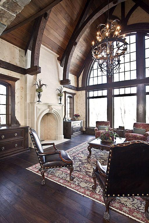 25 best gothic revival living room images on pinterest