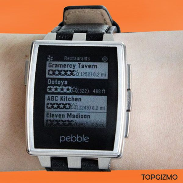 how to install pebble watch apps android