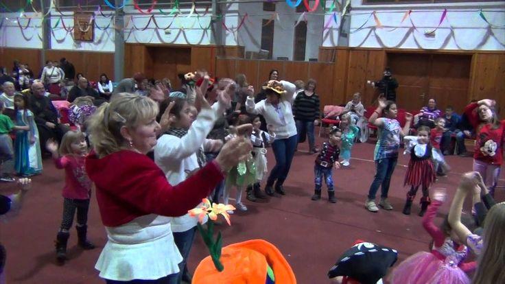 Farsangi polka  -  Gyermekdal