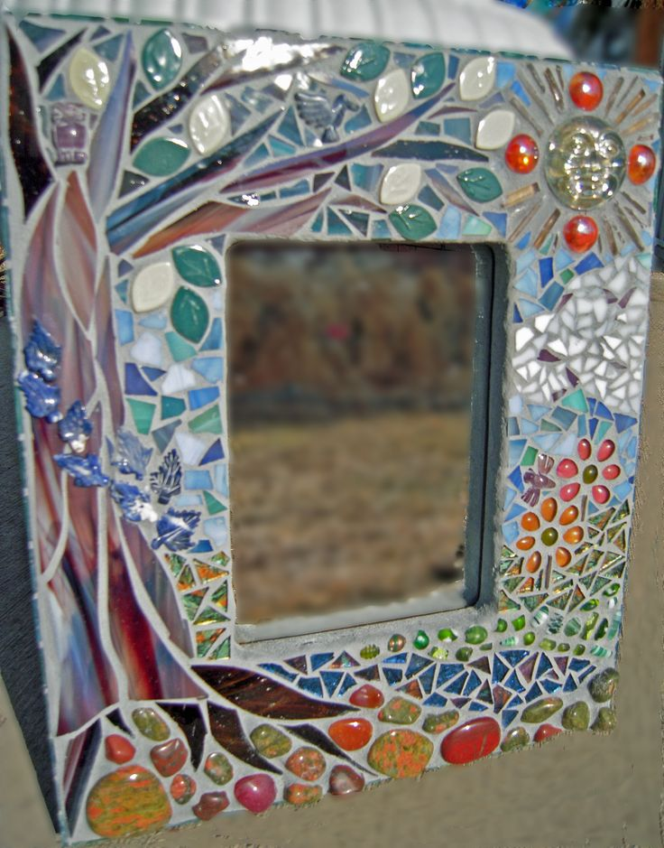 416 Best Images About Mosaic Trees On Pinterest Trees