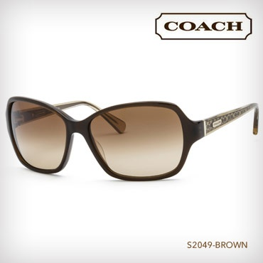 $64.99 for Your Choice of Women's Coach Sunglasses - 7 Styles Available ($375 Value) http://www.saveology.com/shares/1869975