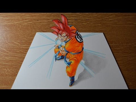 Outline Wallpaper Iphone X How To Draw Goku Super Saiyan 3 Step By Step Tutorial