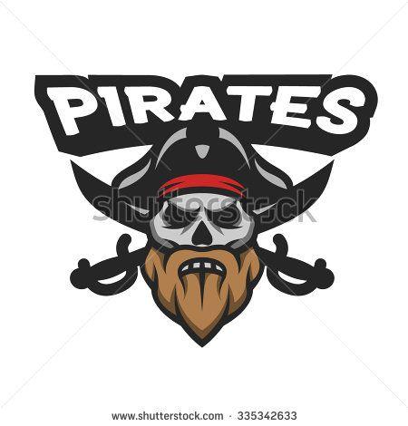 Pirates Logo Skull 18 best Pirates Etc. i...