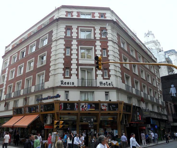 Regis Hotel in Buenos Aires