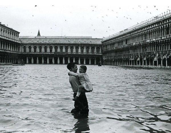 Gianni Berengo Gardin. Venezia 1960