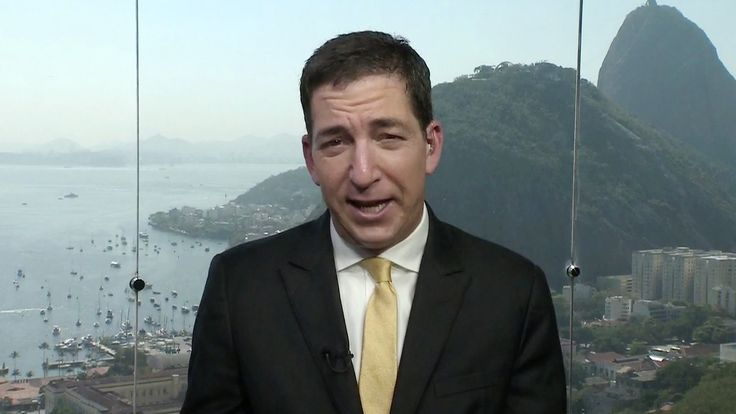 Greenwald on Clinton Camp's Attempts to Link Trump, Stein, Wikileaks to Russia. A New McCarthyism...