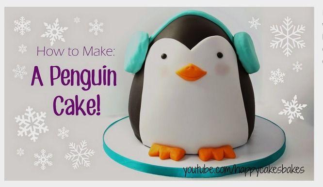 Penguin | Renee Conner Cake Design