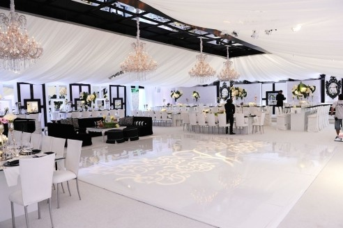 Wedding decoration by sharon sachs celebrity wedding Decoration maison khloe kardashian
