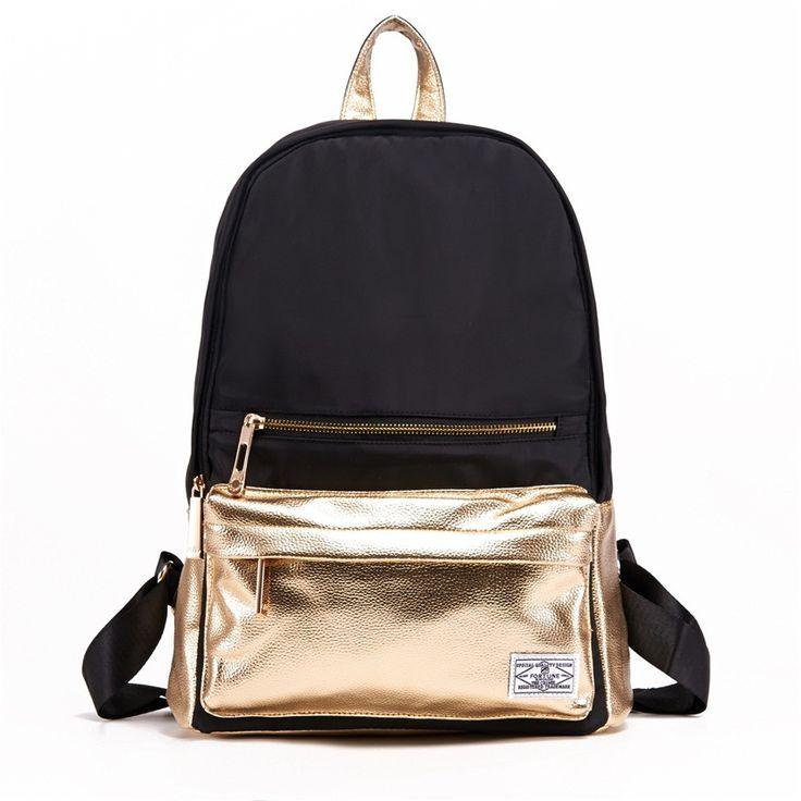 Купить товар2015 новый бренд лоскутная оксфорд школьные сумки мода колледж школы Bagpack дамы Mochila свободного покроя путешествия женщины рюкзак 40A1532 в категории Рюкзакина AliExpress.                  2015 Новый бренд лоскутное Оксфорд школьные сумки мода колледжа школы Bagpack
