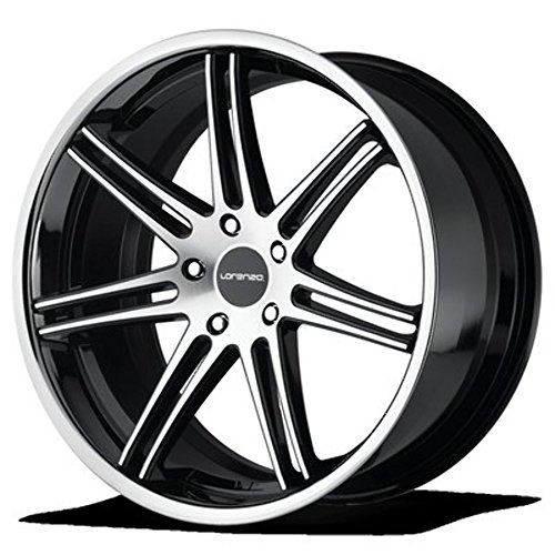 Introducing Lorenzo WL19822100350SCL WL198 22x11 BLACK 50mm. Get Your Car Parts Here and follow us for more updates!