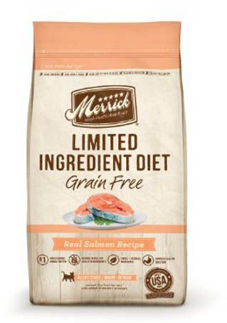 Merrick Limited Ingredient dry cat food Salmon review...