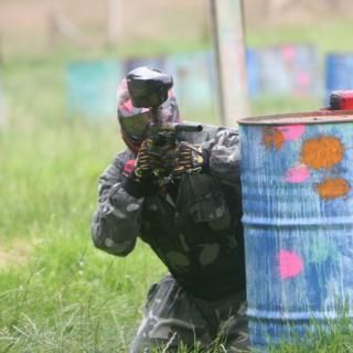 Test your combat skills in our purpose built paintballing arena at the Xtreme.ie Courtlough Adventure Centre, Ballbrigan, Co. Dublin. This experience is a superb activity whether for friends, a team, a party, a family outing or just for personal challenge!