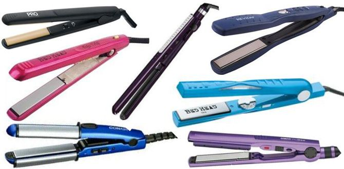 Difference between Ceramic vs. Titanium Flat Irons