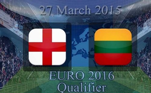 England to face Lithuania in group E match of UEFA Euro qualifying on 27 March, 2015. Get Lithuania vs England match preview, live telecast and streaming.