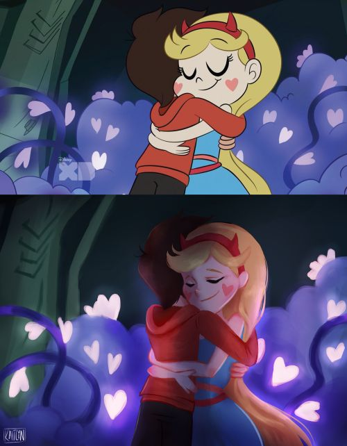 I hope a romance between Star and Marco *-*