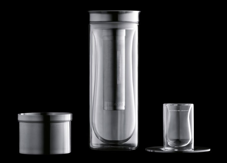 Porsche Design Tea Set P'3000