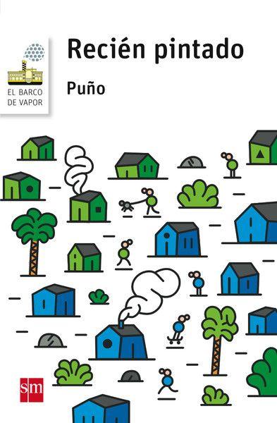 En una ciudad la mitad de las casas están pìntadas de verde, y la otra mitad de azul BBTK PL CUENTOS