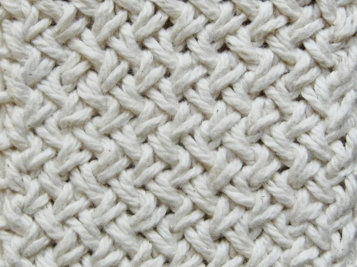 Crochet Knit Stitch Instructions : Knitting patterns, Knitting and DIY fashion on Pinterest