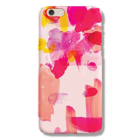 Feeling Loved iPhone 6 case from The Dairy www.thedairy.com #TheDairy #PhoneCase #iPhone6 #iPhone6case