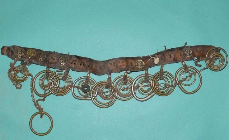 Ainu shaman's belt