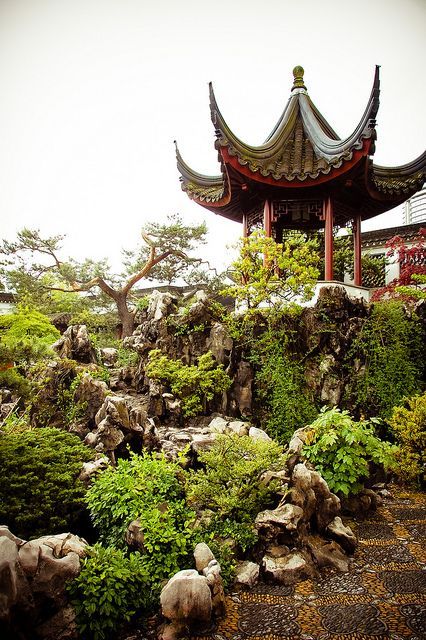 Chinese Garden A Photo From Guangdong South: 17 Best Ideas About Chinese Garden On Pinterest